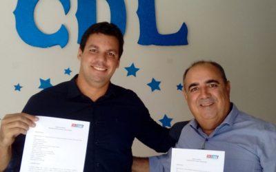 Novos projetos e parcerias da CDL